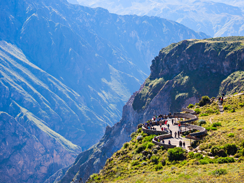 Colca Valley and Canyon