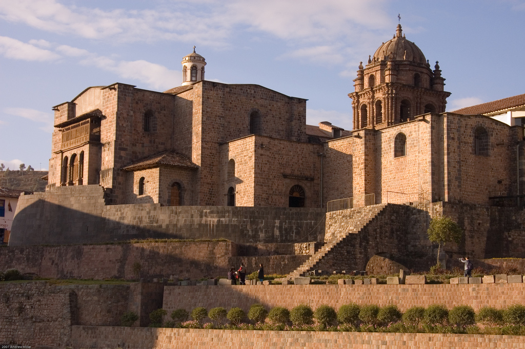 Coricancha Temple Peru