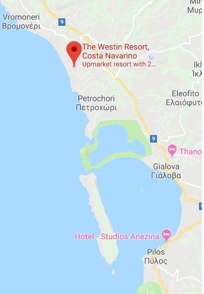Costa Navarino Greece
