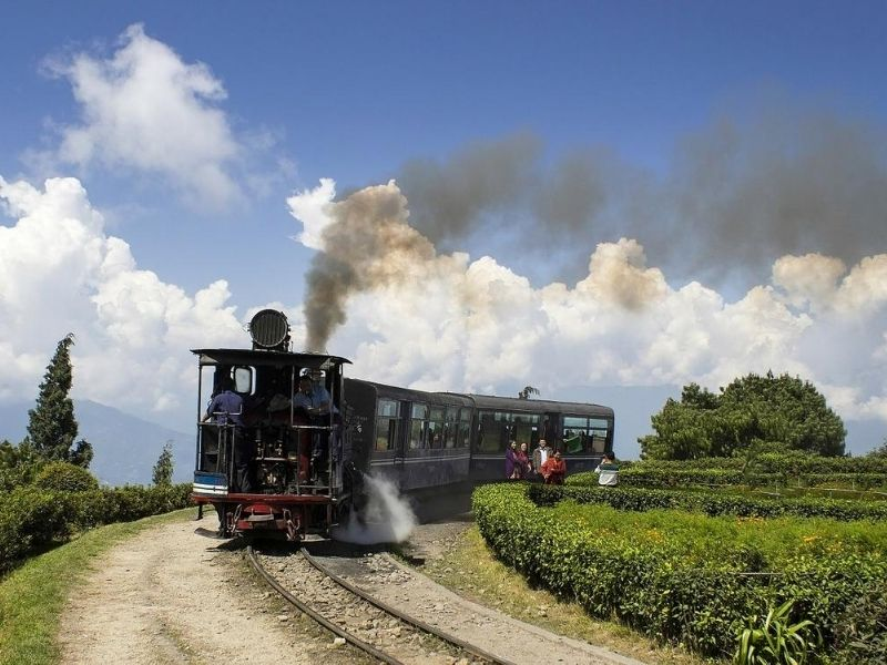 Darjeeling Toy Train, India