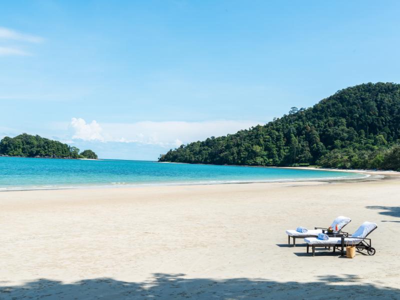 Datai Langkawi Beach