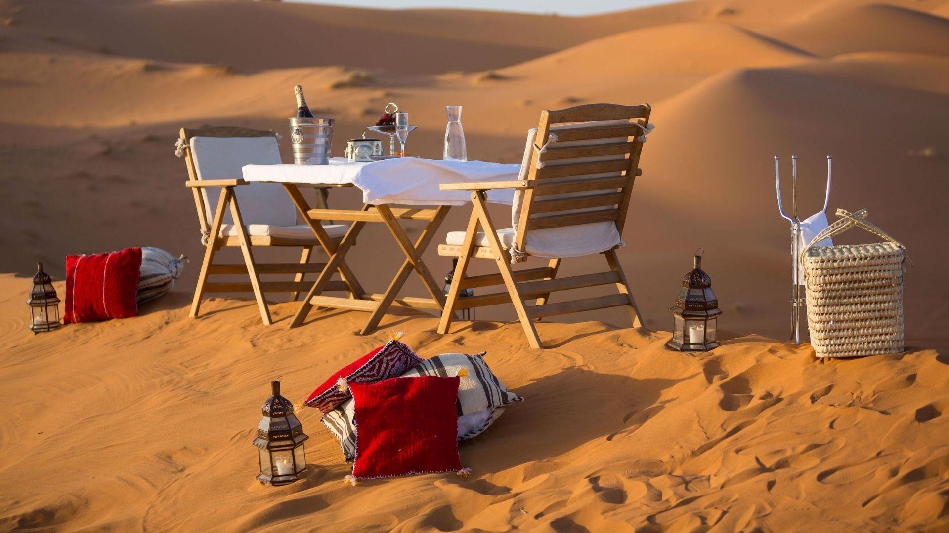Desert Luxury Camp Merzouga