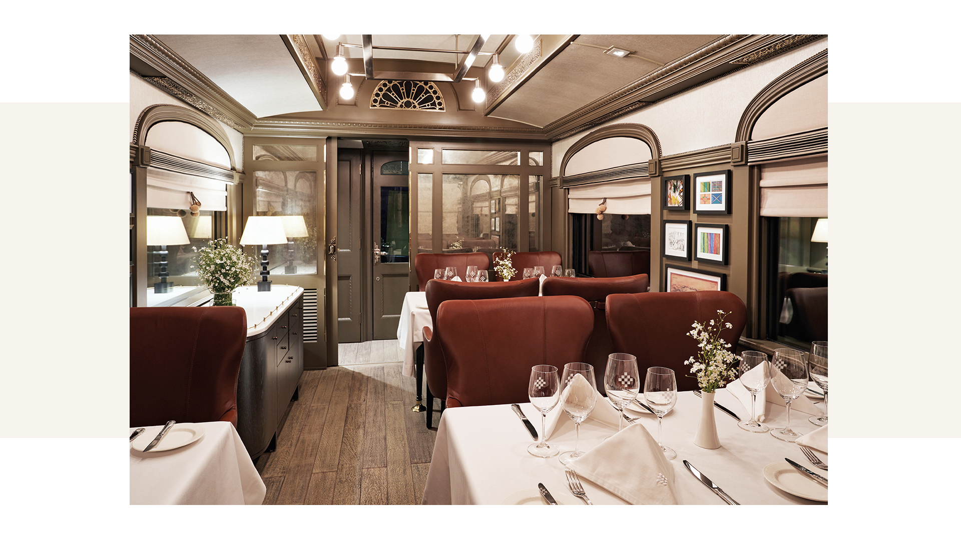 The Dining Cars
