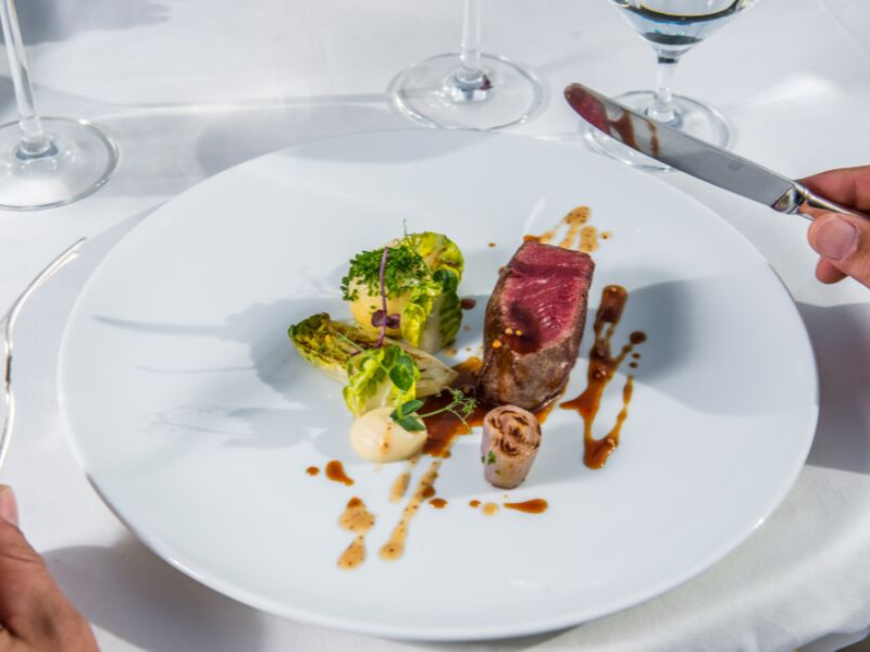 Dining experiences at Hotel Tennerhof