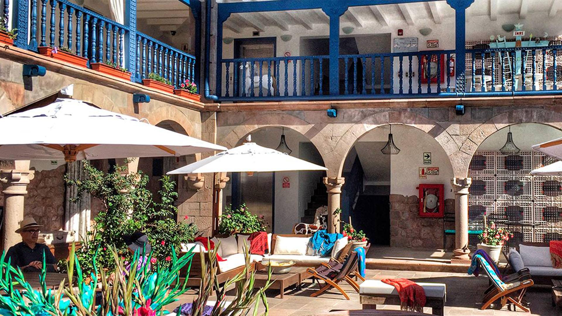 El Mercado Cusco