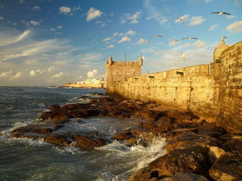 Essaouira Cliffs