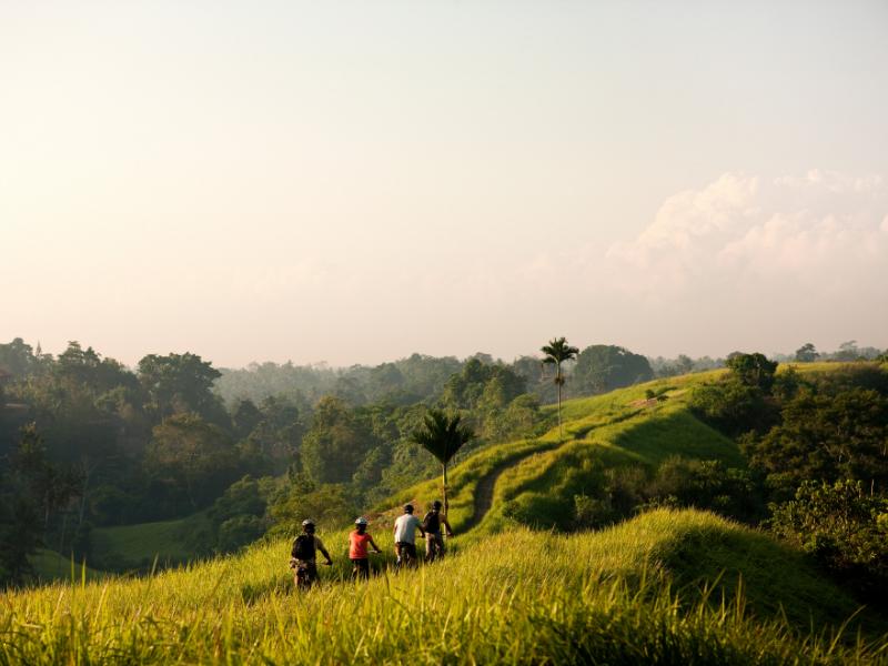 Experiences Capella Ubud Bali Indonesia