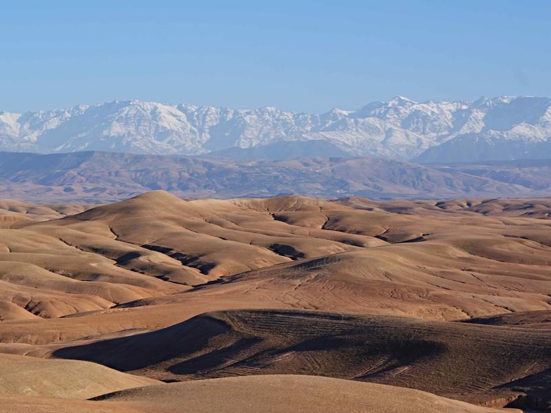 Explore Afagay Desert Morocco