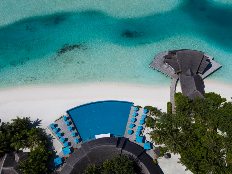 Family Holiday Anantara Dhigu Indian Ocean Maldives