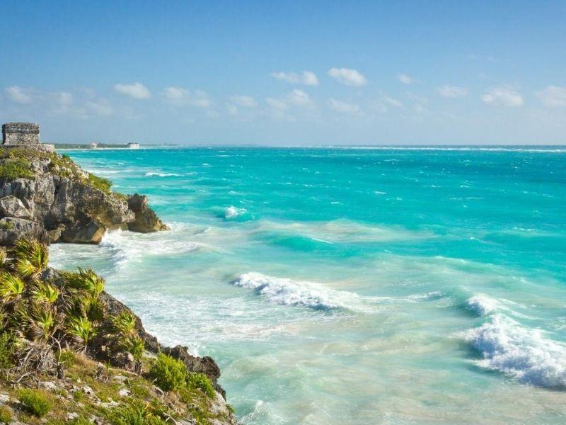 Tulum waters