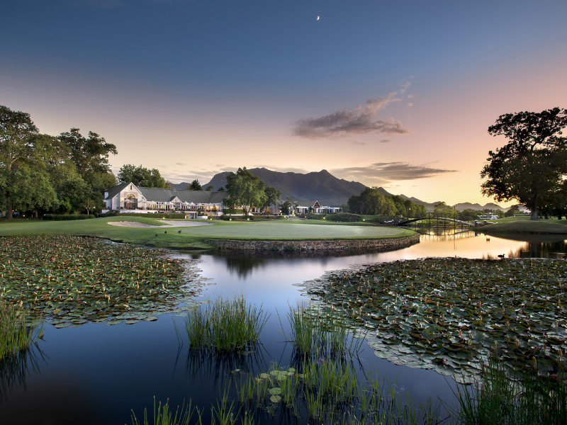 Fancourt Hotel The Garden Route South Africa