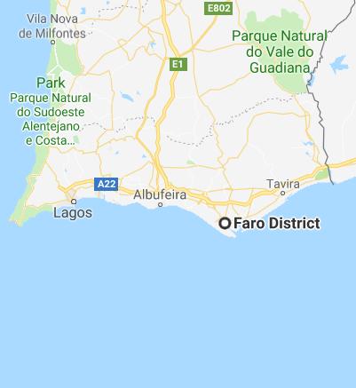 Faro District, Portugal