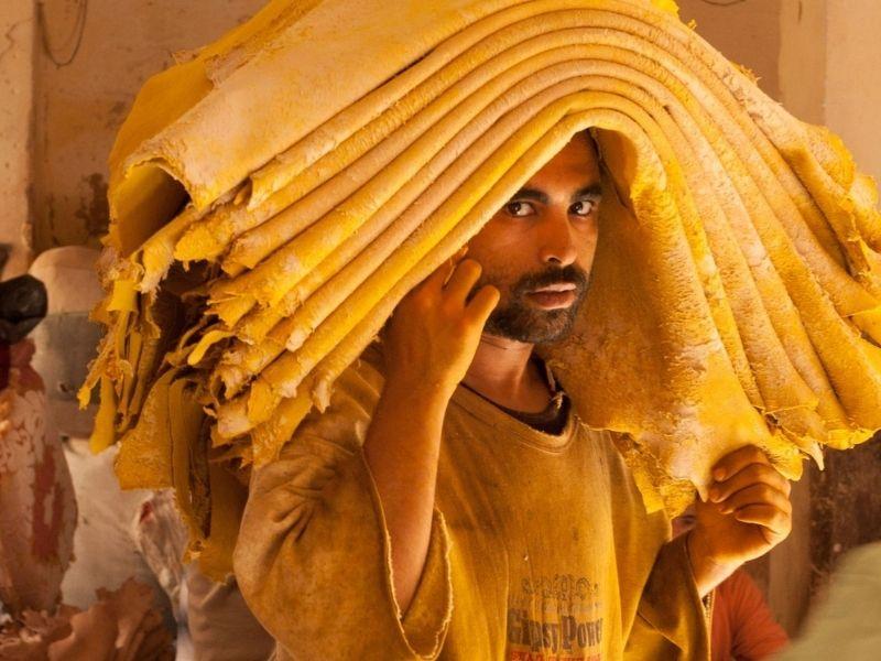 Fez Textile Trader
