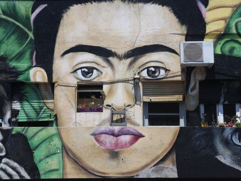 Frida Kahlo Mexico