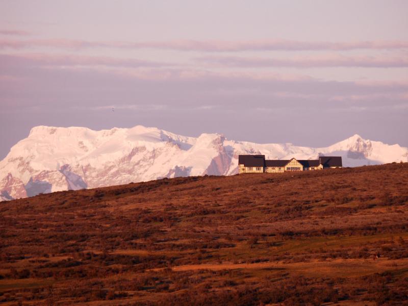 Glacier Landscape - EOLO Patagonia