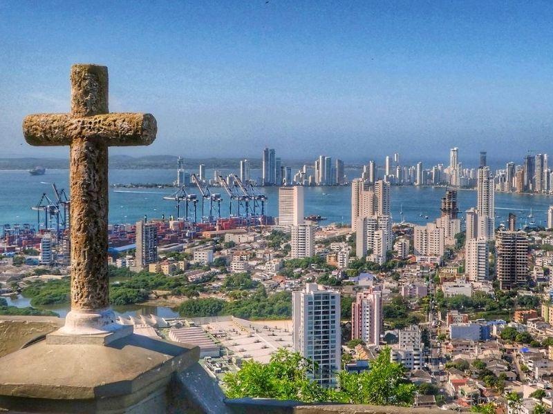 La Popa, Cartagena