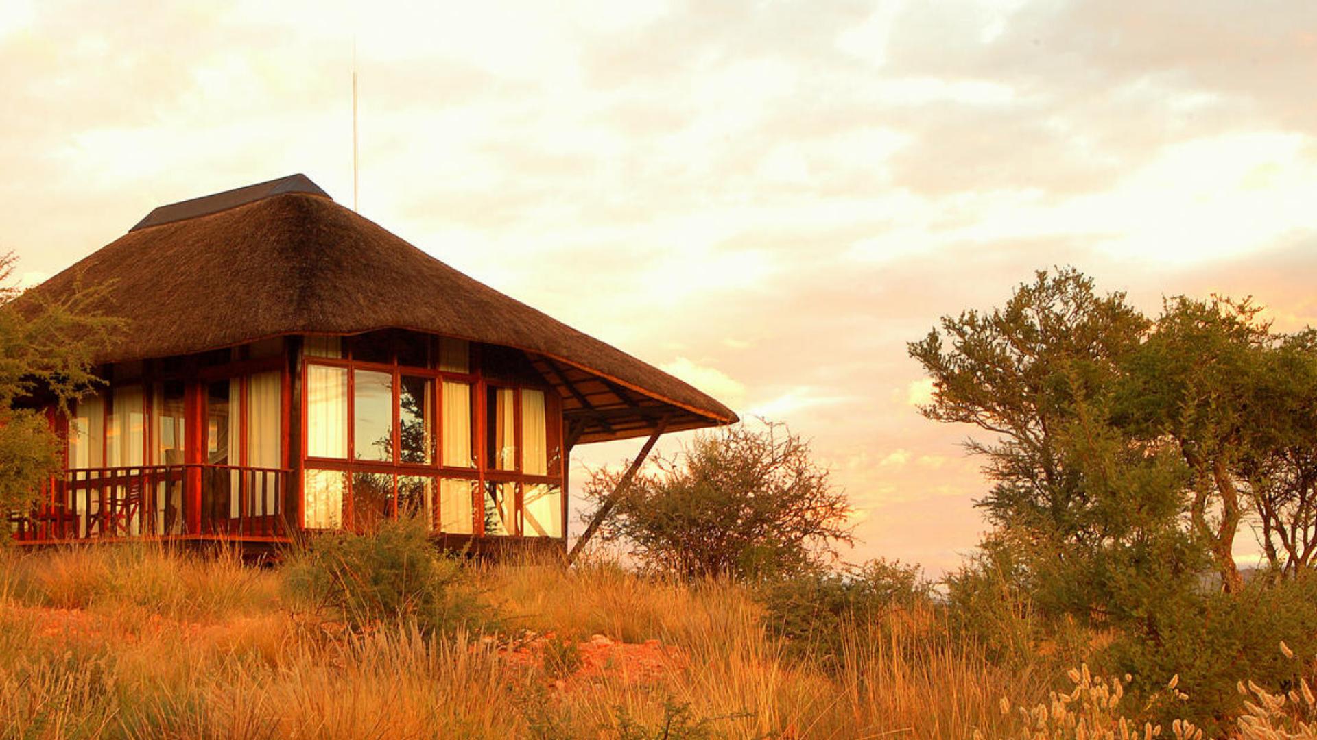 Goche Ganas nature reserve Namibia