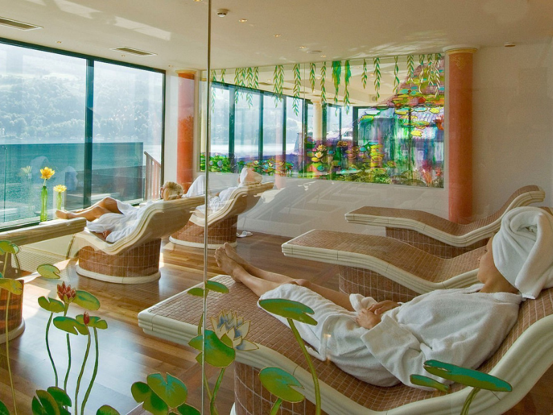 Grand Spa Hotel Zell am See Austria