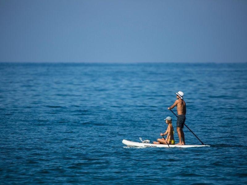 Grenada Paddle Boarding