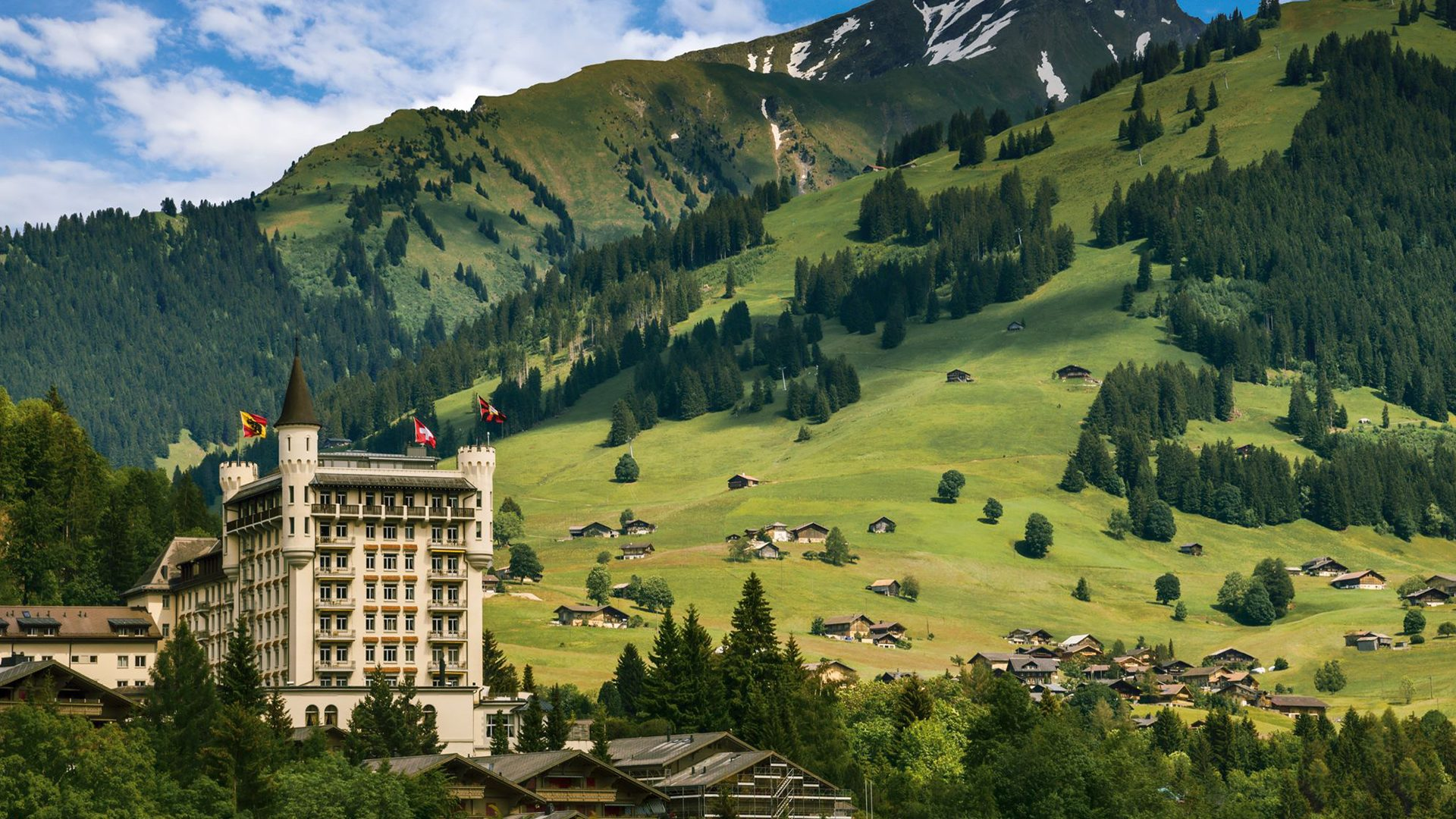 Gstaad-Hotel-in-Switzerland