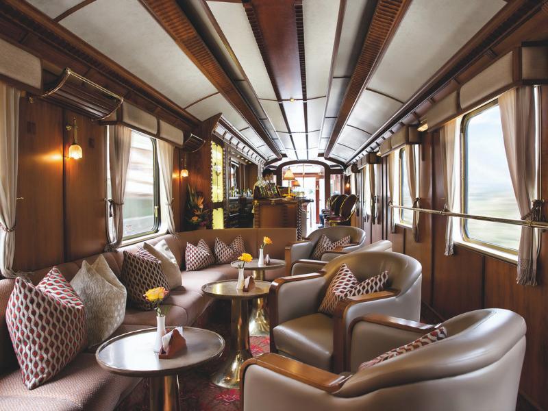 Hiram Bingham Train Journey