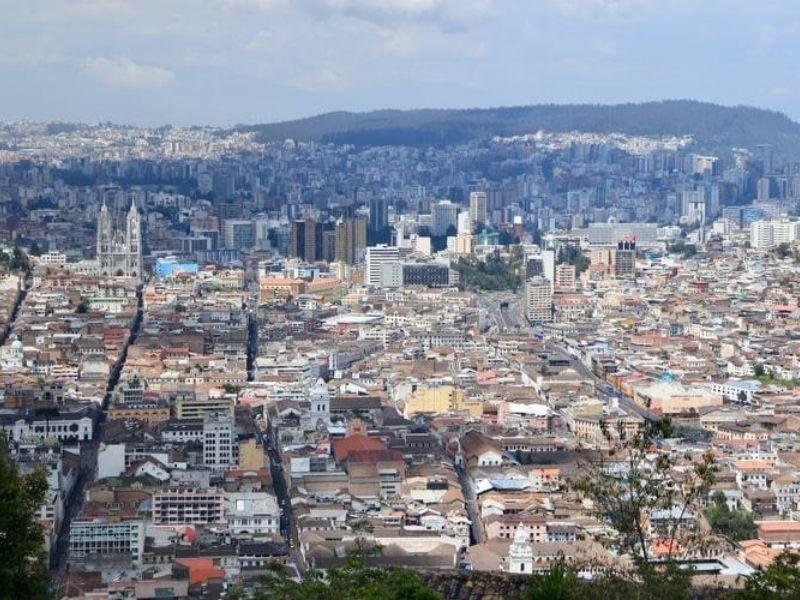Historical Quito, Ecuador