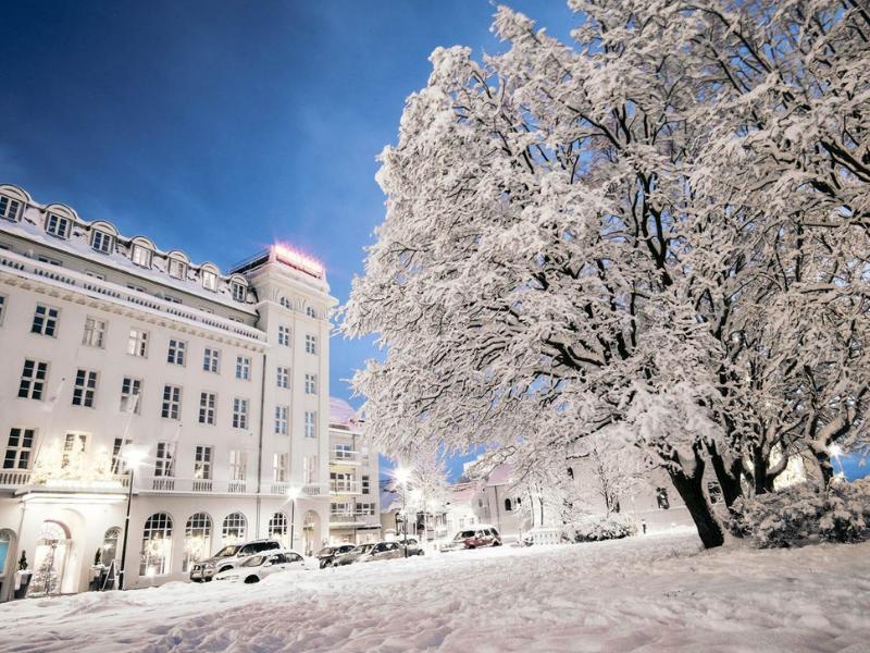 Hotel Borg Iceland