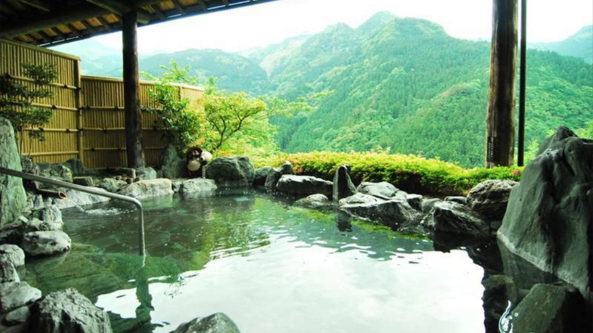 Hotel Iya Kazurabashi