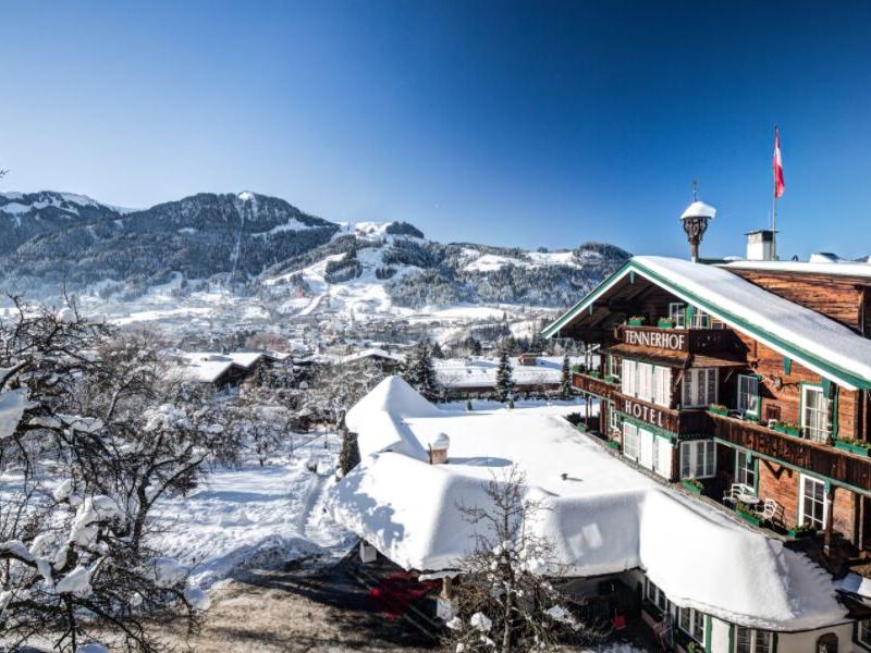 Hotel Tennerhof Kitzbuhel Austria