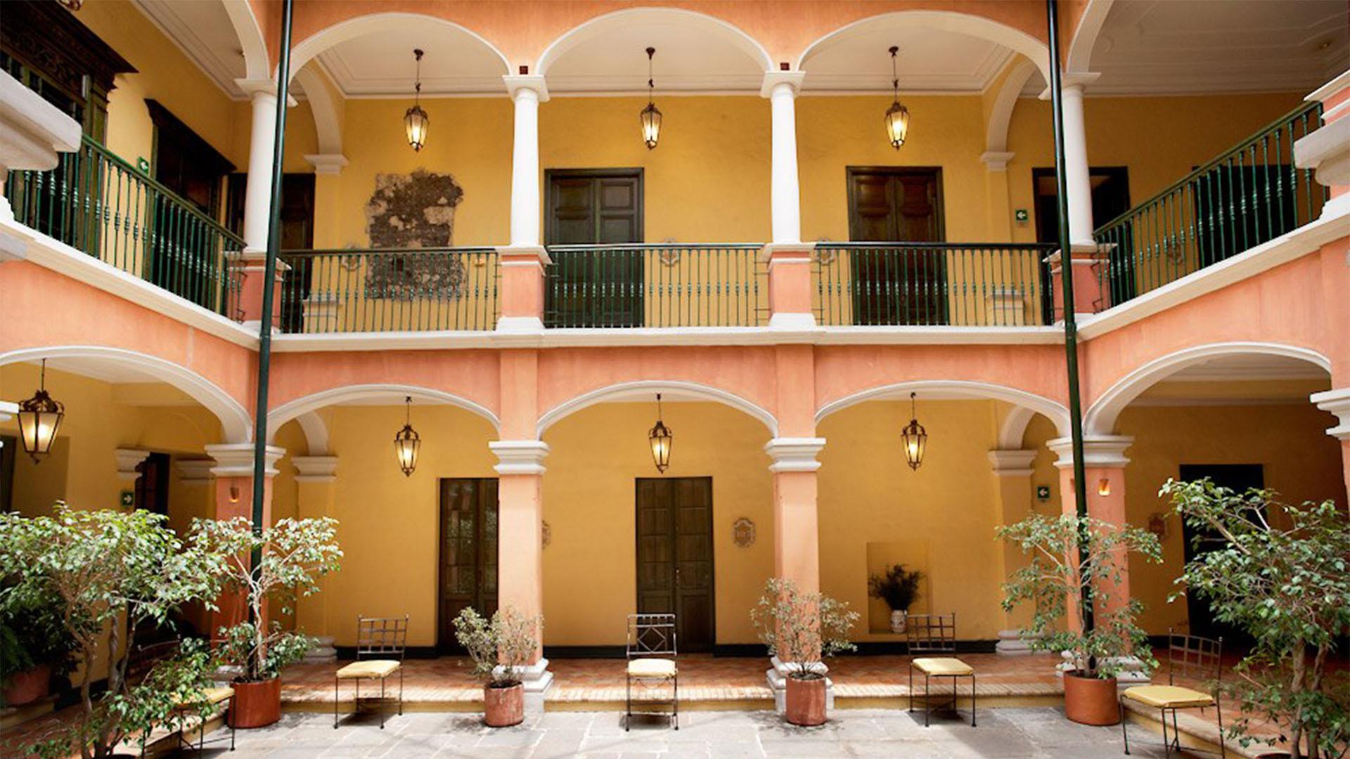 Hotel de la Opera Bogota