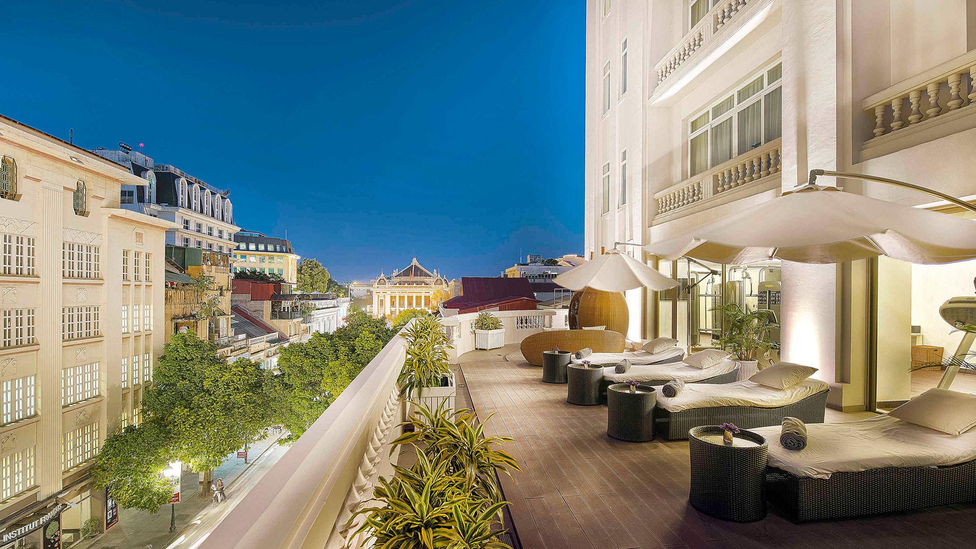 Hotel de la Opera Hanoi