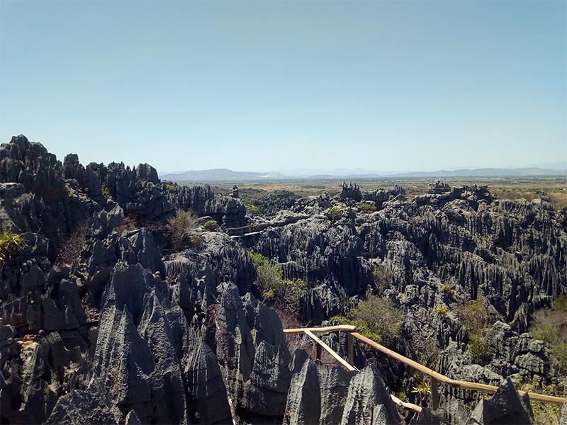 Ihrana Tsingy