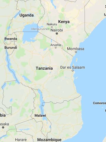 Tanzania. Africa