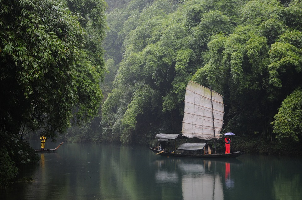 The Three Gorges