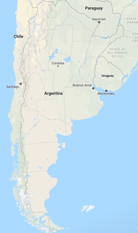 Argentina, South America