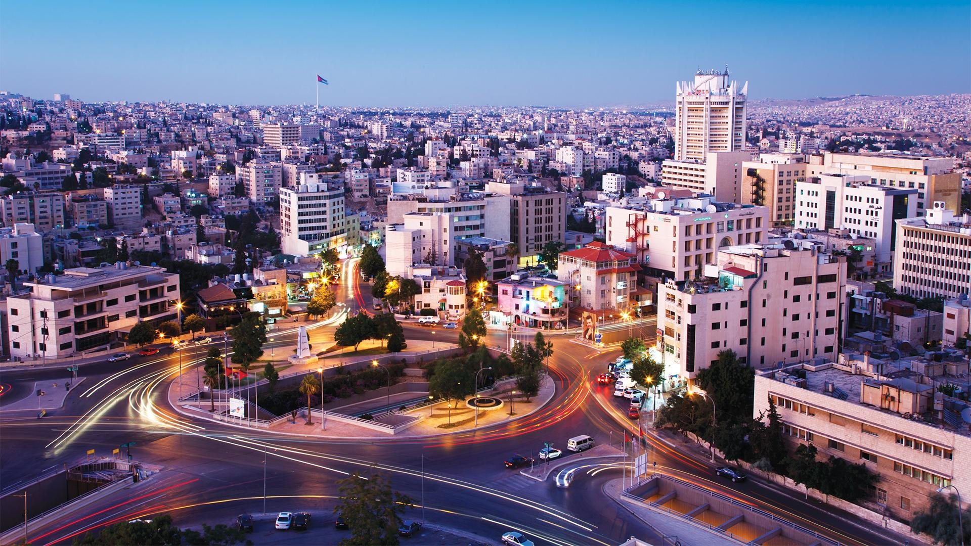 Intercontinental-Amman
