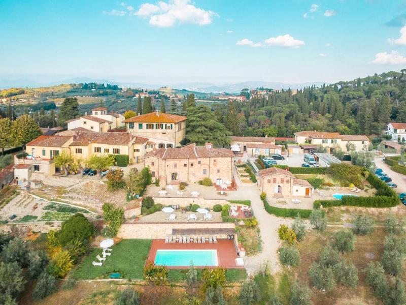 Italy - Relais Villa Olmo