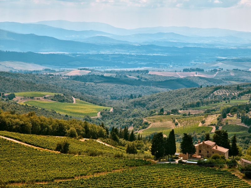 Italy - Take full advantage of your escape to the Tuscan countryside