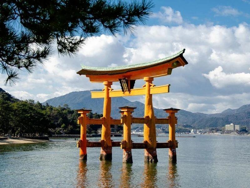 Itsukushima Shrine - Miyajima, Japan