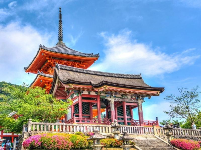 Senso-ji Temple, Japan