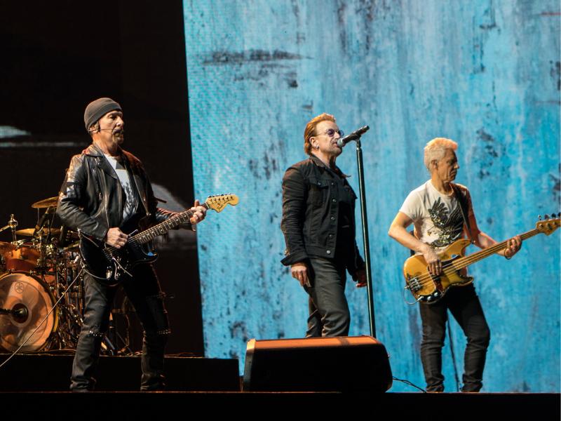 Joshua Tree Tour U2