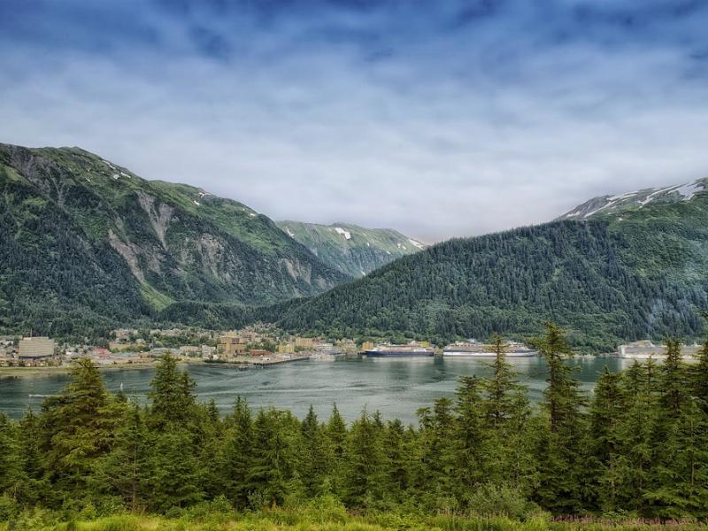 Juneau Alaskan Cruise