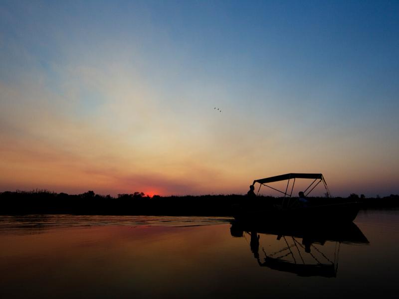 Kanana Boat Safari Botswana