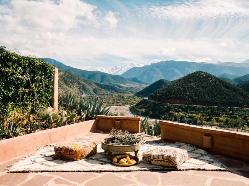 Kasbah Activities Atlas Mountains Morocco