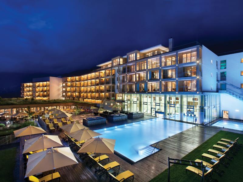 Kempinski Hotel das Tirol Kitzbuhel Austria