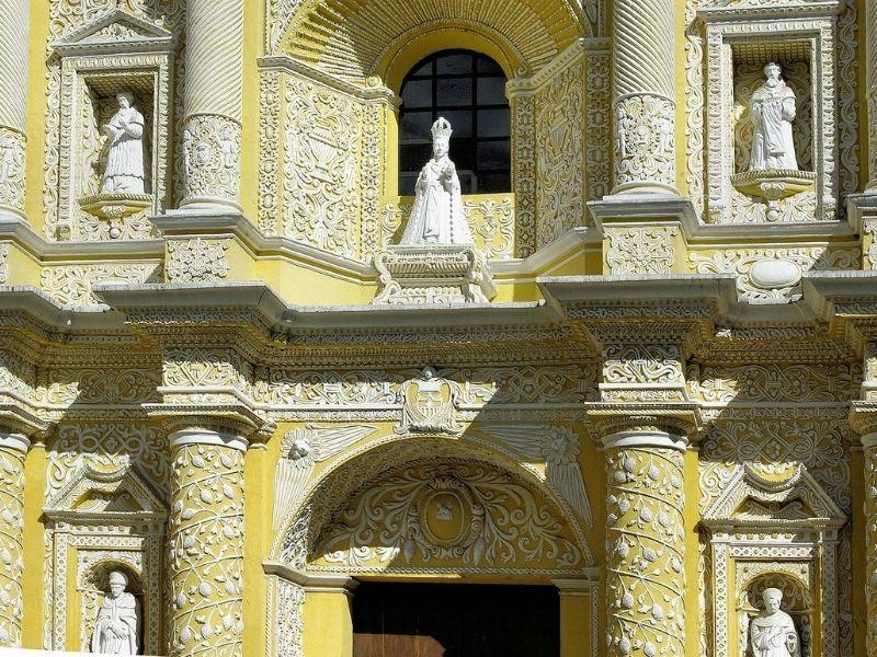 La Merced Church, Guatamala