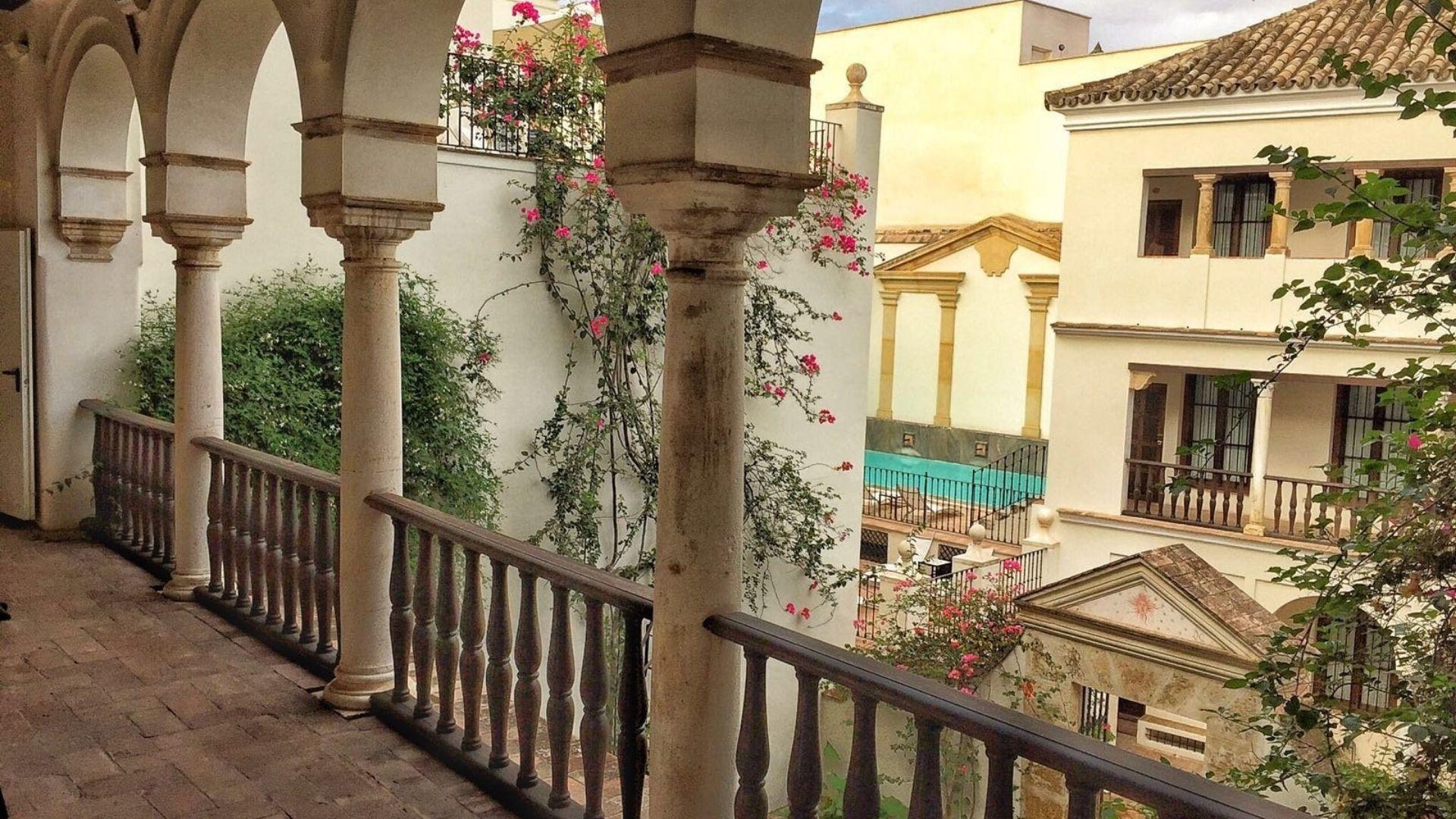 Las Casas de la Judería de Córdoba - Courtyard