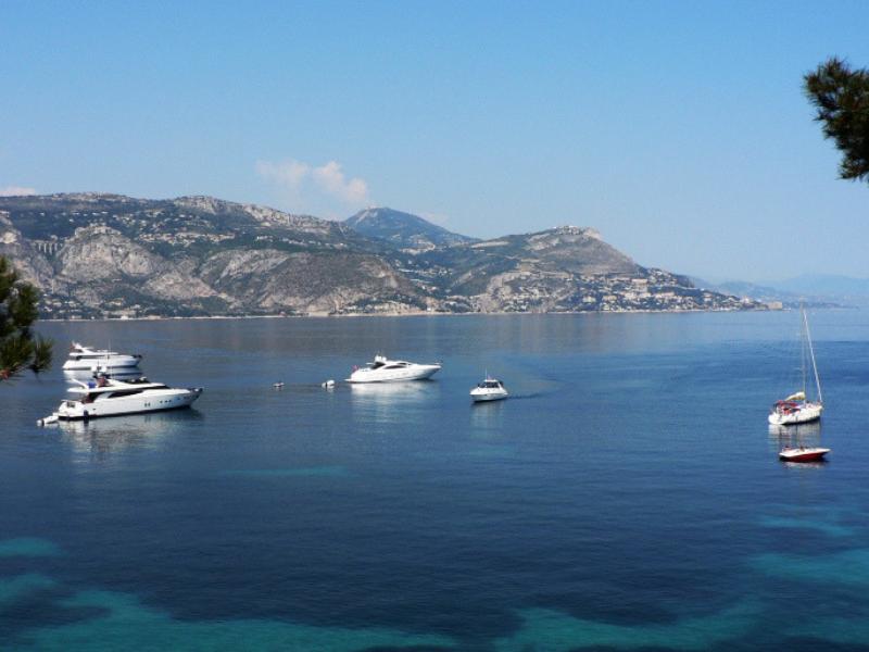 Lerins Islands Cap D'Antibes French Riviera