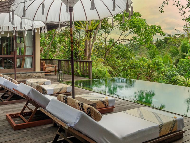 Luxury Hotel Ubud Bali Indonesia