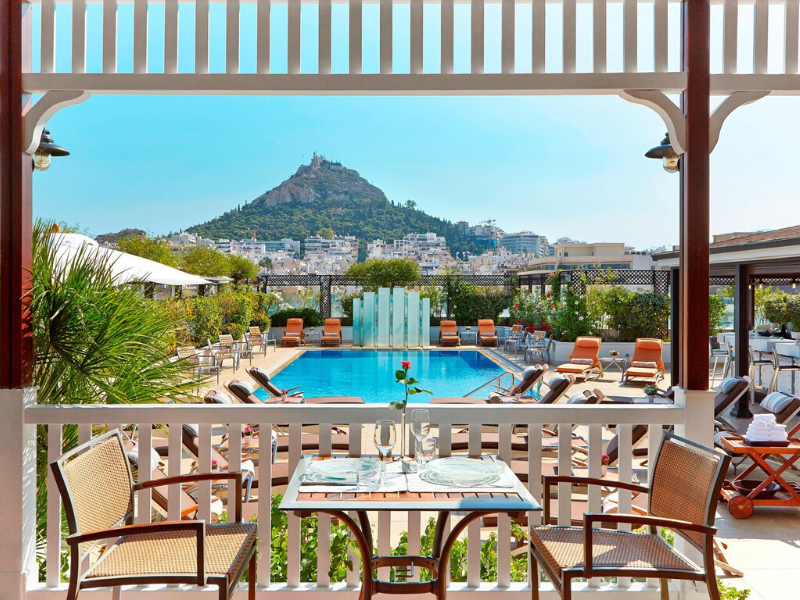Luxury Hotels in Athens Greece